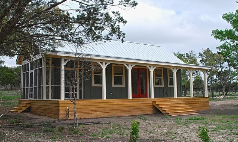 Texas hill country homes texas hill country small house for Hill country ranch house plans