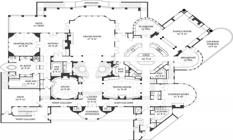 Medieval castle floor plan blueprints hogwarts castle for Castle floor plan generator