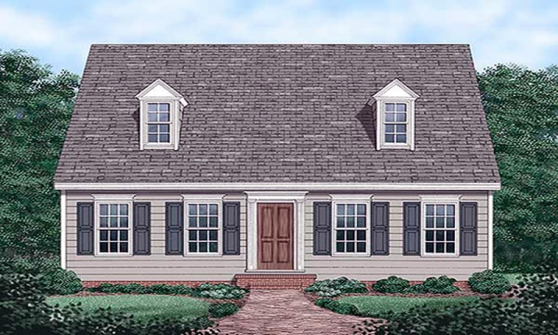 Cape cod style house plans for homes contemporary style for Modern cape cod house plans