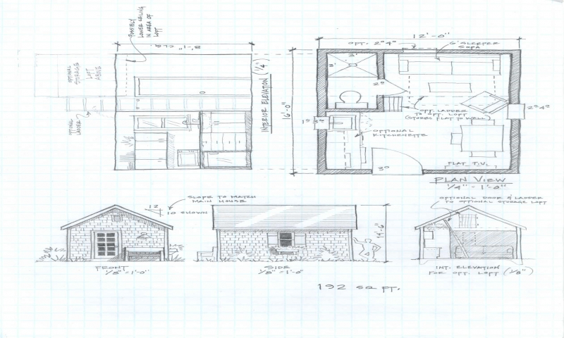 Free small cabin plans do it yourself cabin plans cabin for Do it yourself floor plans
