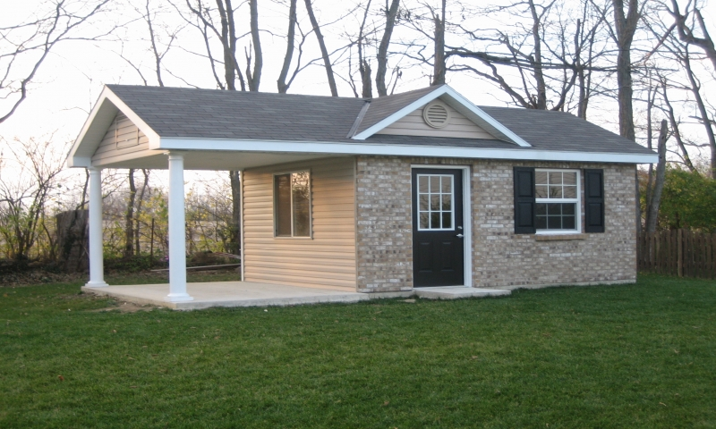 Small Storage Shed Houses Converted Into House Plans Treesranch