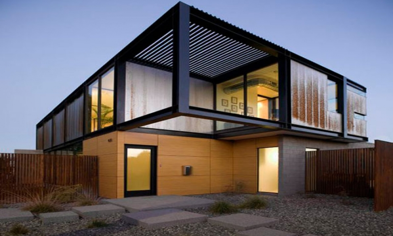 Most Modern House Home Modern House Design Contemporary Home Architects