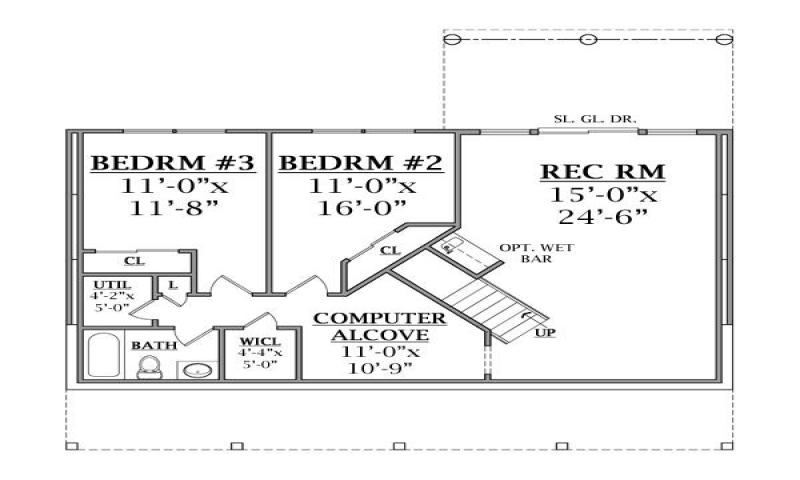 Southern house plans small cottage small cottage house for 1800 sq ft house plans with walkout basement