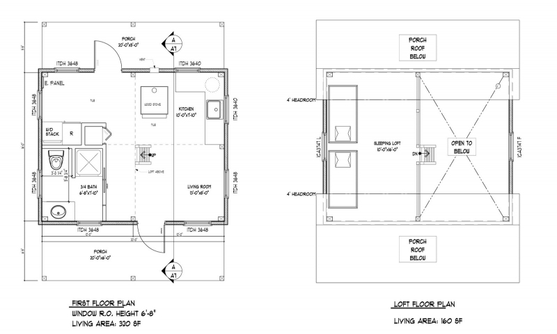 Timber Frame Cabin Plans Small Timber Frame Cabins