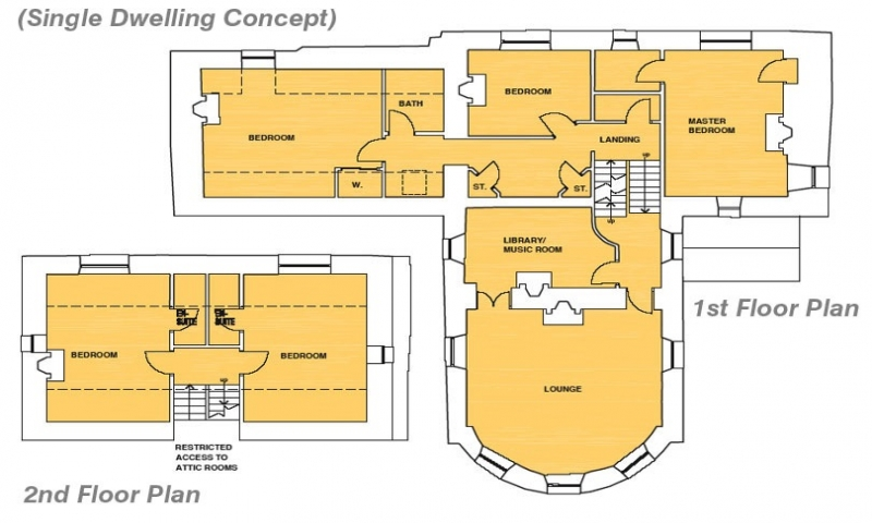 18th Century House Floor Plans 18th Century Homes