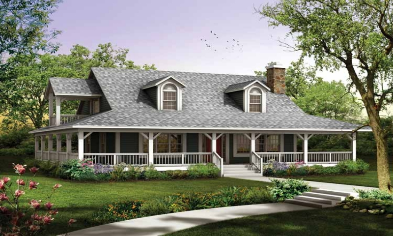 Ranch house plans with basements ranch house plans with for Ranch style house plans with basement and wrap around porch