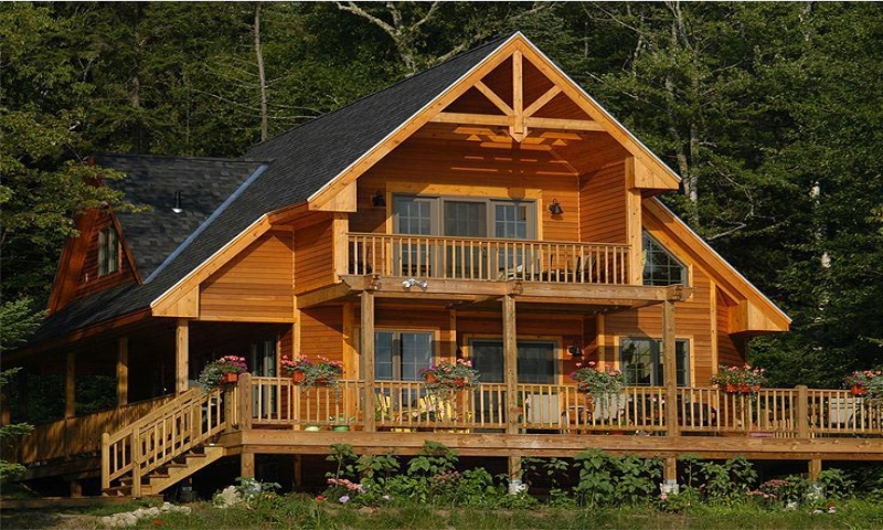 Beach House Vacation Home Floor Plans Vacation House Plans