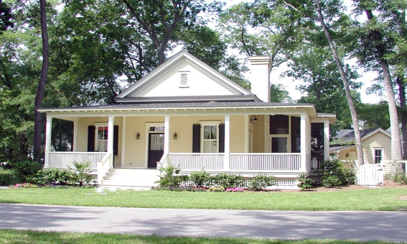 Cabin House Plans Southern Living Southern Living House