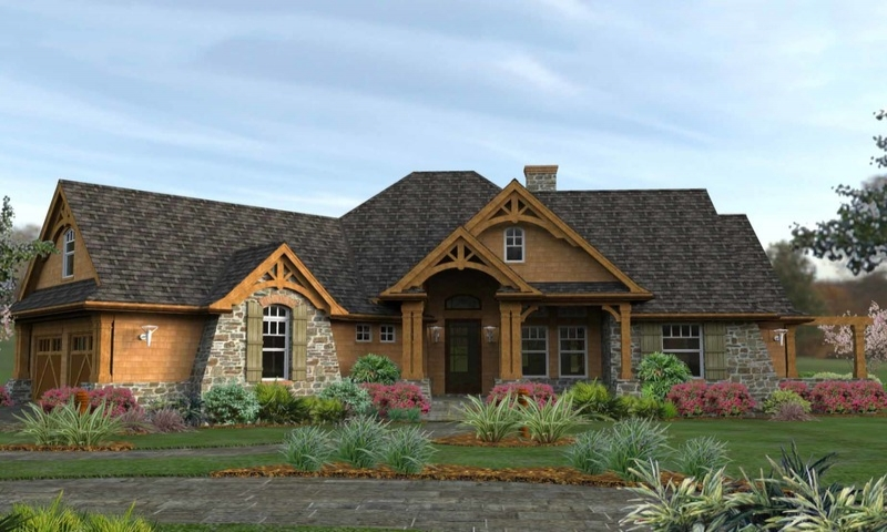 Craftsman house plans ranch style best craftsman house for Best ranch house plans 2016