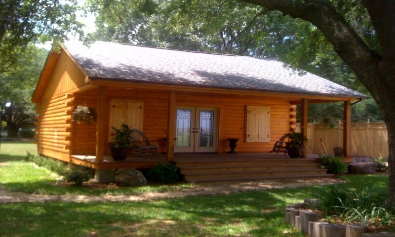 Small Log Cabin Kit Homes Amish Log Cabin Packages Small