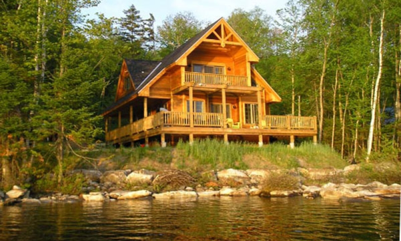 Rustic lake house decor rustic lake home house plans lake for Lake view home plans