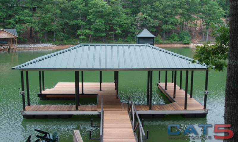 Do It Yourself Home Design: Boat Dock Designs Building Plans Building It Yourself