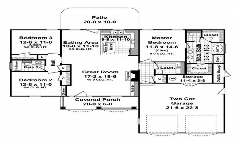 1500 square foot ranch house plans 1500 sq ft ranch homes pictures 1500 sq ft ranch house 26275
