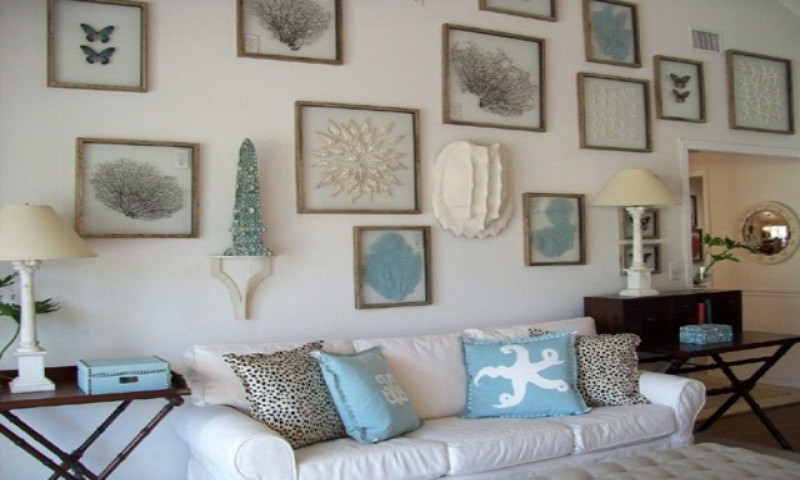 beach wall decor for living room living room wall decorating ideas living room wall 24448