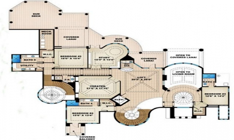 Ranch House Plan Alp Chatham Design Group