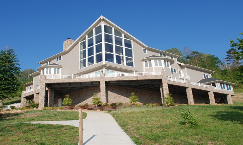 Homes on norris lake tennessee norris lake real estate for California home builders directory