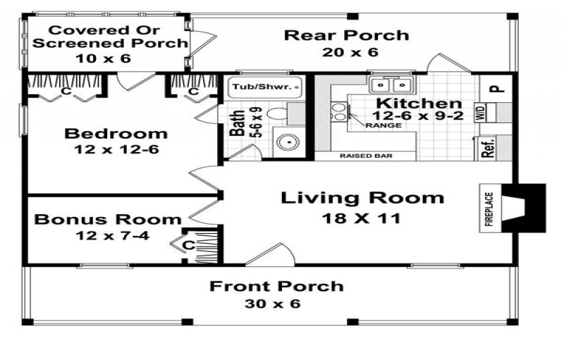 600 sq ft house kits 600 sq ft house plan 600 square for 800 square foot house kit