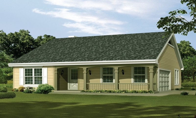 Do It Yourself Home Design: Simple Country House Plans Country House Plans Simple