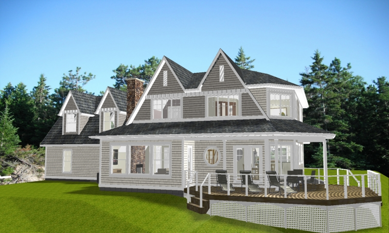 New England Cottage House Plans New England Style House
